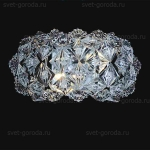 Бра Crystal Lux Mosaic AP2 D36