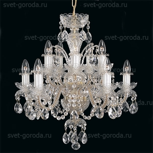 Люстра Tomia Glass L 110/10/400 Strass