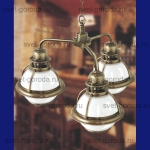 Люстра  Moretti Luce 1267.A